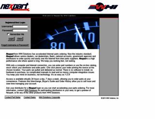 3501452.nexpart.com screenshot