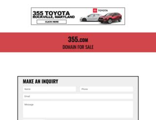 355.com screenshot