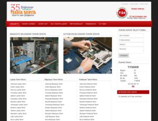 35teknikservis.com screenshot