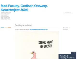 360dmad.wordpress.com screenshot