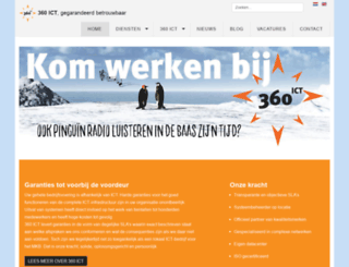 360ict.nl screenshot