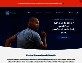 360physicaltherapy.com screenshot