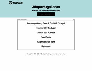 360portugal.com screenshot