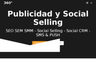 360publicidad.com screenshot