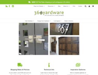 360yardware.com screenshot
