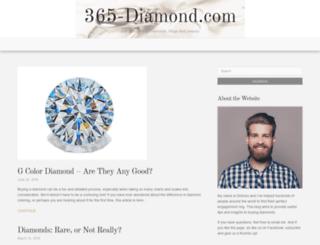 365-diamond.com screenshot