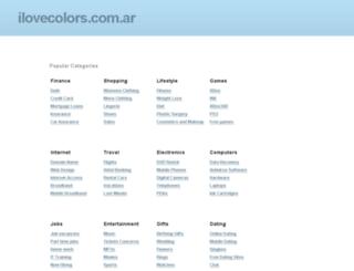 365.ilovecolors.com.ar screenshot