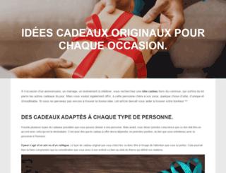 365cadeaux.com screenshot