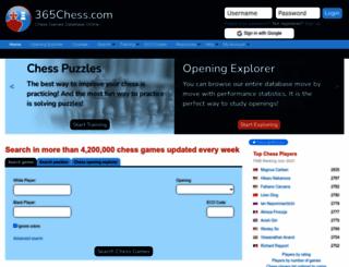 365chess.com screenshot