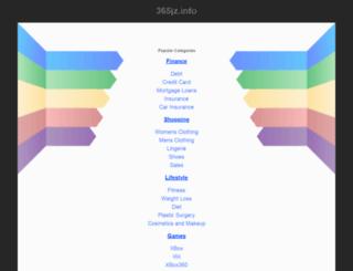 365jz.info screenshot