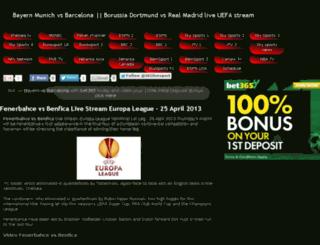 365livesports.blogspot.com.br screenshot