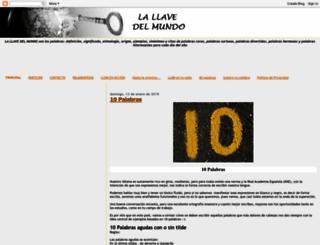 365palabras.blogspot.com screenshot