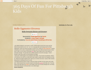365pittsburghkids.blogspot.com screenshot