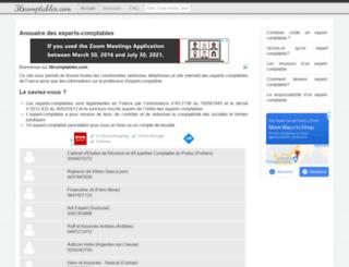 36comptables.com screenshot