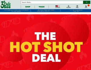 3balls.com screenshot