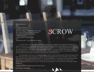 3crow.com screenshot