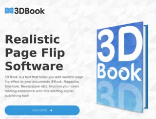 3d-book.com screenshot
