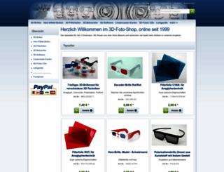 3d-foto-shop.de screenshot