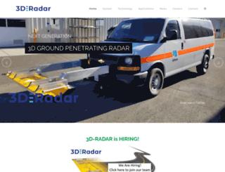 3d-radar.com screenshot