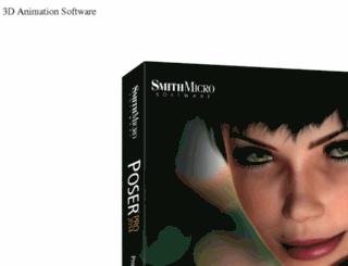 3d-rendering-software.com screenshot