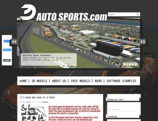 3dautosports.com screenshot