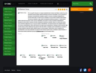 3dbatmanyarisi.oyunu.net screenshot