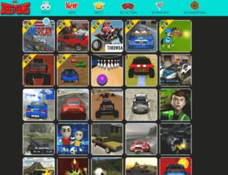 3dbestgames.com screenshot