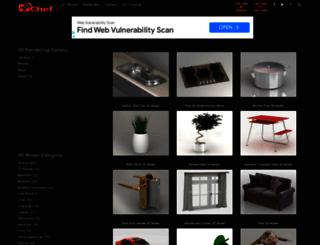 3dchf.com screenshot