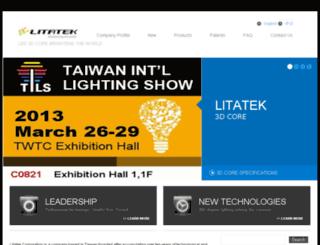 3dcore-litatek.com screenshot