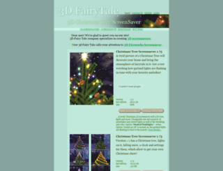 3dfairytale.com screenshot