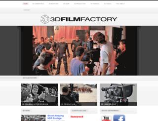 3dfilmfactory.com screenshot