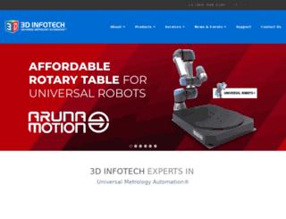 3dinfotech.com screenshot