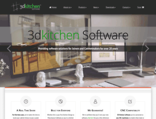 3dkitchen.com screenshot