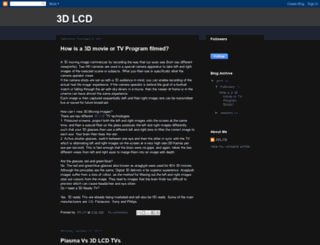 3dlcds.blogspot.com screenshot