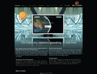 3dlivestats.com screenshot