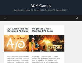 3dm-games.co screenshot