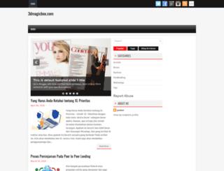 3dmagicbox.com screenshot