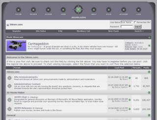 3dmm.com screenshot