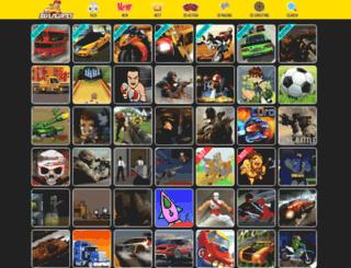 3donlinegames.org screenshot