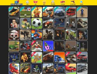 3donlinegames.us screenshot