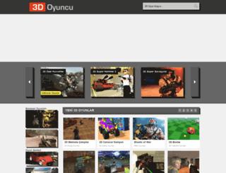 3doyuncu.com screenshot