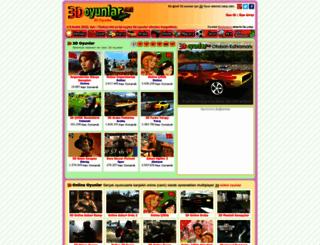 3doyunlar.net screenshot