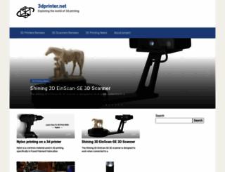 3dprinter.net screenshot