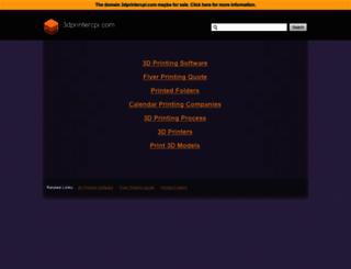 3dprintercpi.com screenshot