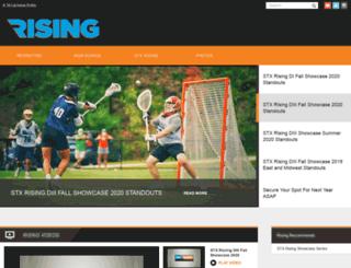 3drising.com screenshot