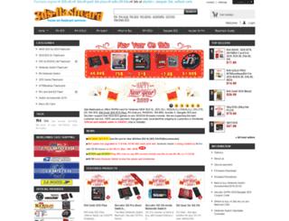 3ds-flashcard.com screenshot