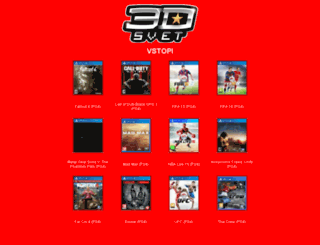 3dsvet.com screenshot