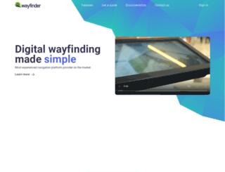 3dwayfinder.com screenshot