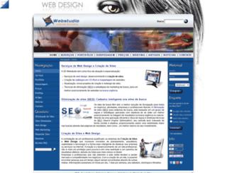 3dwebstudio.com.br screenshot