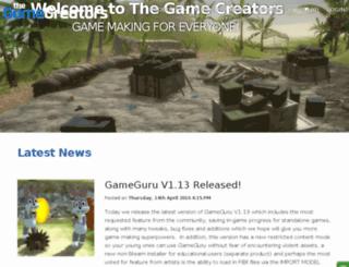 3dworldstudio.thegamecreators.com screenshot